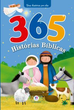 365 HISTORIAS BIBLICAS - (8204)