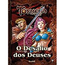 TORMENTA RPG - O DESAFIO DOS DEUSES