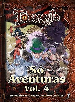 SO AVENTURAS - VOL. 4