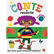 CONTE E RECONTE: PROFISSOES
