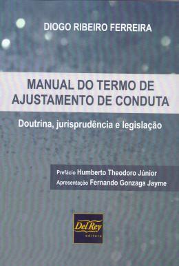 MANUAL DO TERMO DE AJUSTAMENTO DO CONDUTA -01ED/18