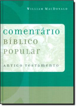 COMENTARIO BIBLICO POPULAR - ANTIGO TESTAMENTO