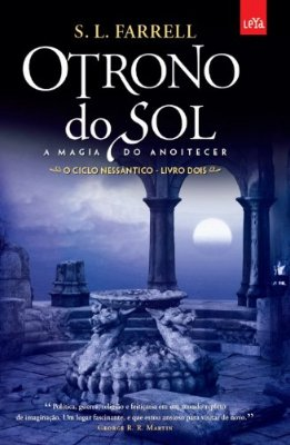 TRONO DO SOL, O - VOL.02 - A  MAGIA DO ANOITECER