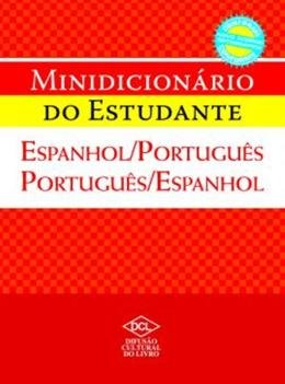 MINIDICIONARIO DO ESTUDANTE - ESPANHOL/PORTUGUES