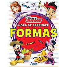 DISNEY JUNIOR - HORA DE APRENDER - FORMAS