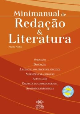 MINIMANUAL DE REDACAO E LITERATURA