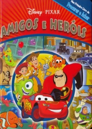 PROCURAR E ACHAR - AMIGOS E HEROIS