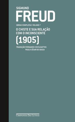 FREUD - VOL.07 - (1905)  - O CHISTE