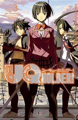 UQ HOLDER! - VOL.03