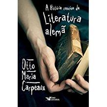 HISTORIA CONCISA DA LITERATURA ALEMA, A