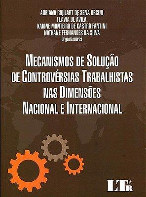 MECANISMOS SOL. C. T. D. NAC. INTERNACIONAL-1ED/15