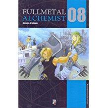 FULLMETAL ALCHEMIST - VOL. 08