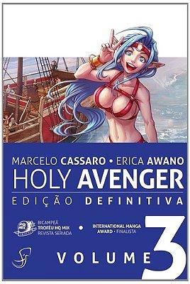 HOLY AVENGER - ED. DEFINITIVA - VOL.03