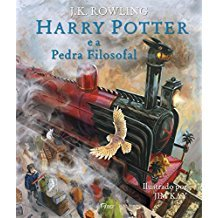 HARRY POTTER E A PEDRA FILOSOFAL - (ED. ILUSTRADA)