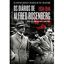 DIARIOS DE ALFRED ROSENBERG 1934-1944, OS
