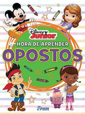 DISNEY JUNIOR - HORA DE APRENDER - OPOSTOS