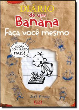 DIARIO DE UM BANANA - FACA VOCE MESMO ( NOVO )