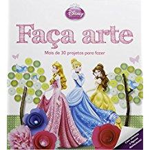 DISNEY - FACA ARTE - PRINCESAS