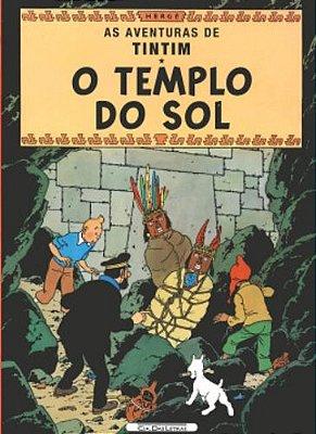 TINTIM - TEMPLO DO SOL, O
