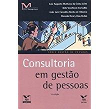 CONSULTORIA EM GESTAO DE PESSOAS - 02ED