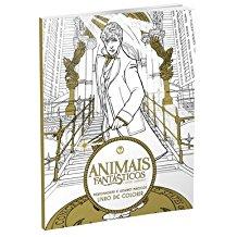 ANIMAIS FANTASTICOS -PERSONAGENS E LUGARES MAGICOS