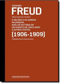 FREUD - VOL.08 - (1906-1909 ) OBRAS COMPLETAS