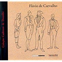 COL. CADERNOS DE DESENHO - FLAVIO DE CARVALHO