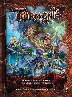 TORMENTA RPG - EDICAO GUILDA DO MACACO