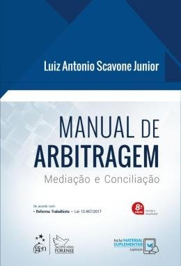 MANUAL DE ARBITRAGEM - 08ED/18