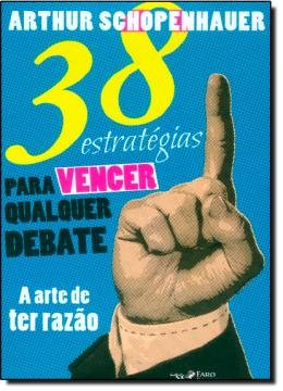 38 ESTRATEGIAS P/ VENCER QUALQUER DEBATE