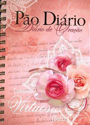 PAO DIARIO - DIARIO DE ORACAO - (VIRTUOSA)