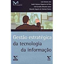 GESTAO ESTRATEGICA DE TECNOLOGIA DE INFORMACAO