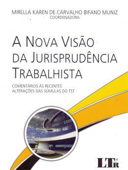 NOVA VISAO DA JURISPRUDENCIA TRABALHISTA - 01ED/17