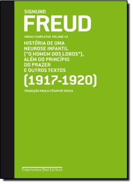 FREUD - VOL.14 - (1917-1920) O HOMEM DOS LOBOS