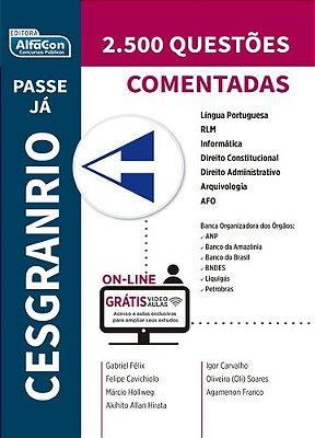 PASSE JA - CESGRANRIO - 2500 QUESTOES COMENTADAS