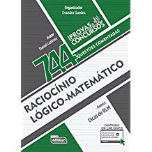 RACIOCINIO LOGICO-M.- 744 QUEST.COMENTADAS 01ED/17