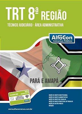 TRT - 08 REGIAO - PARA E AMAPA - 01ED/16
