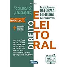 COLECAO LEGISLACAO - DIREITO ELEITORAL