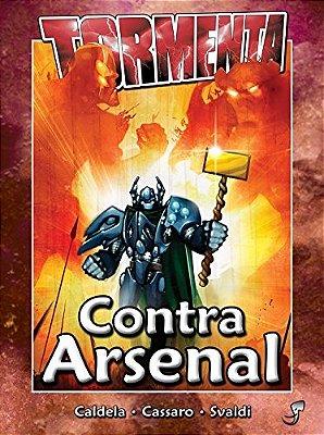 CONTRA ARSENAL -34378