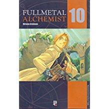 FULLMETAL ALCHEMIST - VOL. 10