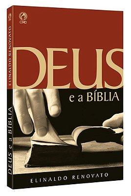 DEUS E A BIBLIA
