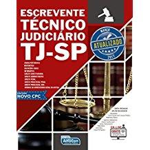 ESCREVENTE TECNICO JUDICIARIO TJ-SP