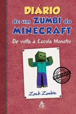 DIARIO DE UM ZUMBI MINECRAFT 8 - DE VOLTA A ESCOLA