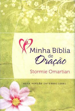 MINHA BIBLIA DE ORACAO - FLORES 65104