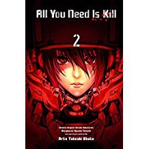 ALL YOU NEED IS KILL - VOL. 02