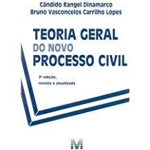 TEORIA GERAL DO NOVO PROCESSO CIVIL - 02ED/17
