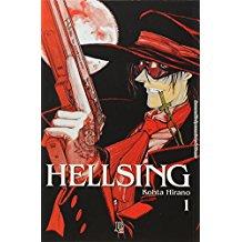 HELLSING - VOLS. 1 A 10