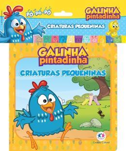 GALINHA PINTADINHA - CRIATURAS PEQ. LIVRO BANHO