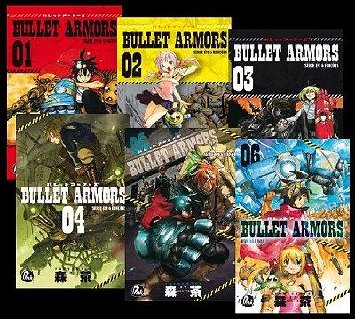 BULLET ARMORS - VOLS. 01 A 06