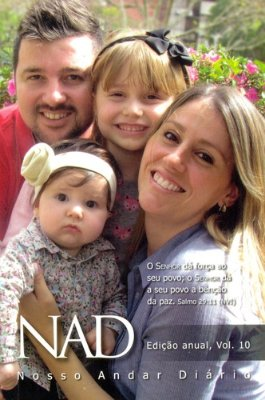 NOSSO ANDAR DIARIO - VOL.10 - CAPA FAMILIA